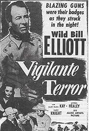 Vigilante Terror Poster