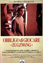 Obbligo di giocare - Zugzwang Poster