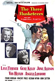 The Three Musketeers (1948) Poster - Movie Forum, Cast, Reviews