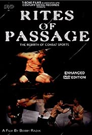 Rites of Passage: The Rebirth of Combat Sports Poster