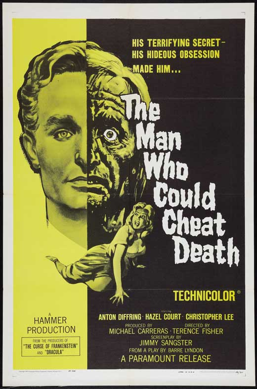 image The Man Who Could Cheat Death Watch Full Movie Free Online