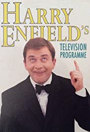 Harry Enfield's Television Programme Poster - TV Show Forum, Cast, Reviews