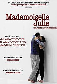 Mademoiselle Julie Poster