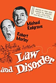 Law and Disorder (1958) Poster - Movie Forum, Cast, Reviews