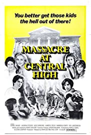 Massacre at Central High (1976) Poster - Movie Forum, Cast, Reviews