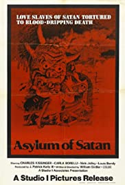 Asylum of Satan (1972) Poster - Movie Forum, Cast, Reviews