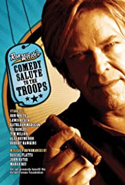 Ron White's Comedy Salute to the Troops Poster