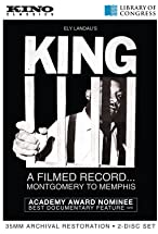 Primary image for King: A Filmed Record... Montgomery to Memphis