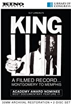 King: A Filmed Record... Montgomery to Memphis (1970) Poster
