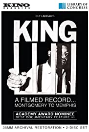 King: A Filmed Record... Montgomery to Memphis (1970) Poster - Movie Forum, Cast, Reviews