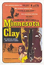 Minnesota Clay (1964) Poster - Movie Forum, Cast, Reviews