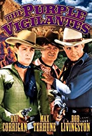 The Purple Vigilantes Poster