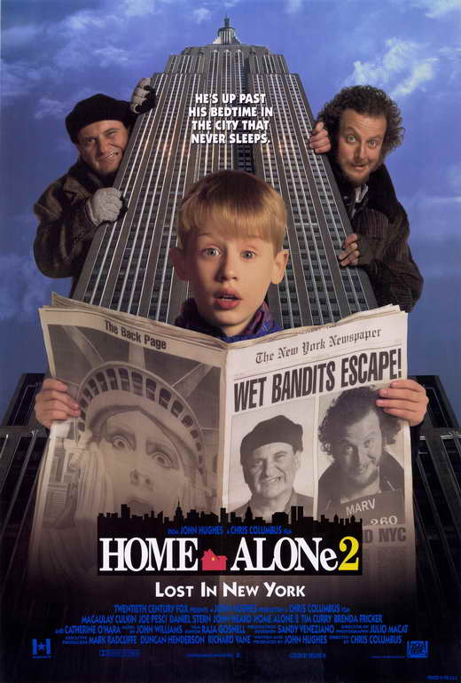 Home Alone 2 Lost in New York 1992 Hindi Dubbed
