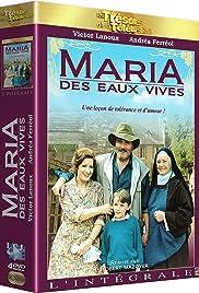 Maria des Eaux-Vives Poster
