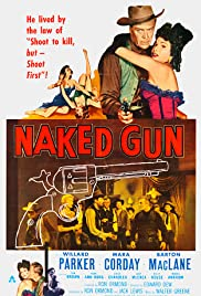 Naked Gun (1956) Poster - Movie Forum, Cast, Reviews