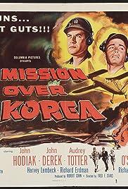 Mission Over Korea Poster