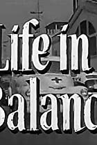 Image of A Life in the Balance