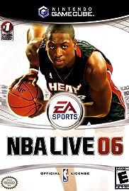 NBA Live 06 Poster