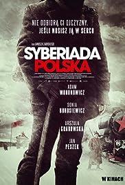 Syberiada polska Poster