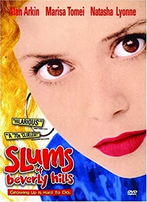 Slums of Beverly Hills poster