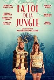 La loi de la jungle Poster