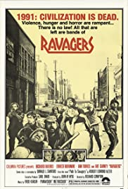 Ravagers (1979) Poster - Movie Forum, Cast, Reviews