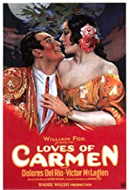 The Loves of Carmen Poster