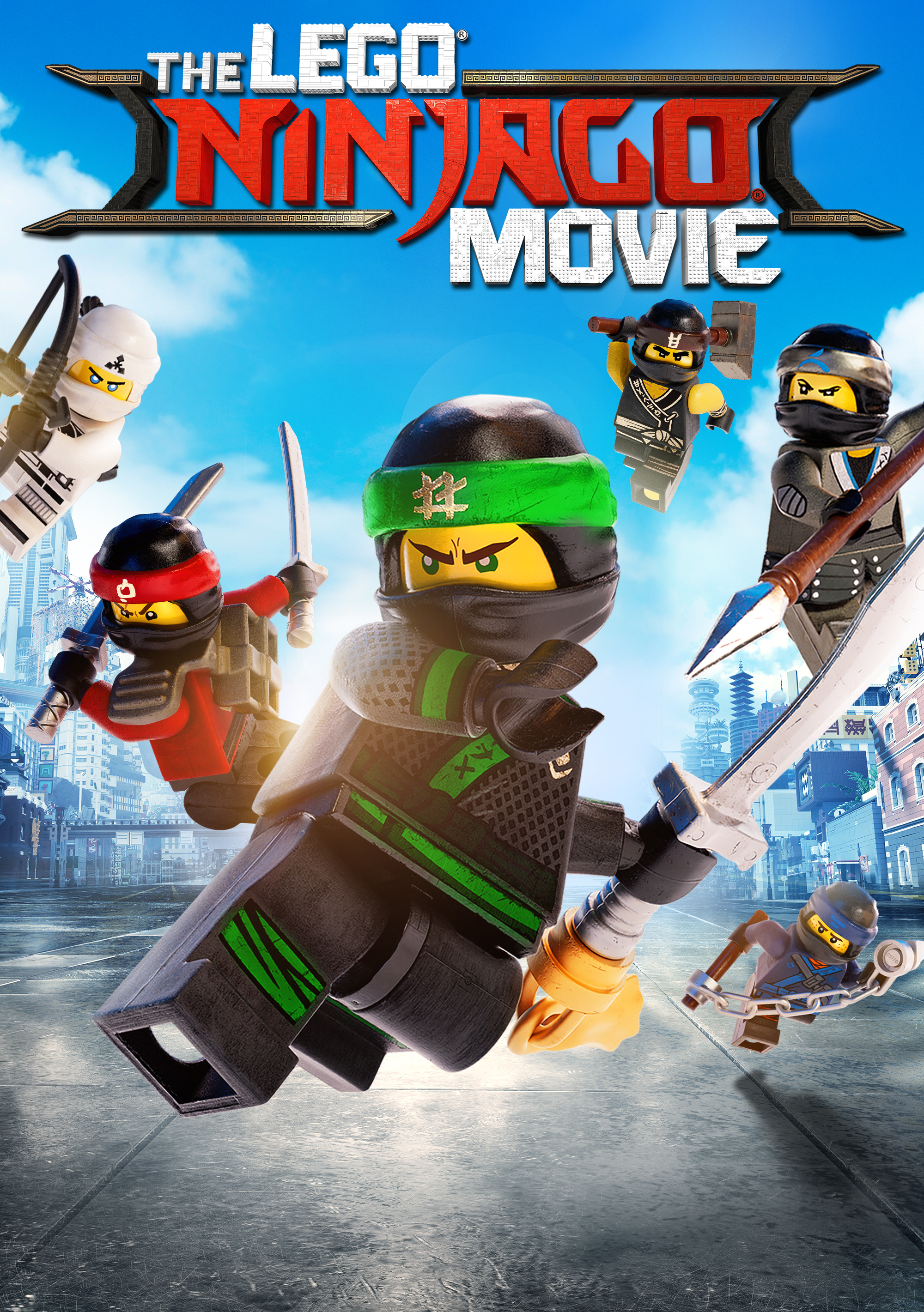 image The LEGO Ninjago Movie Watch Full Movie Free Online