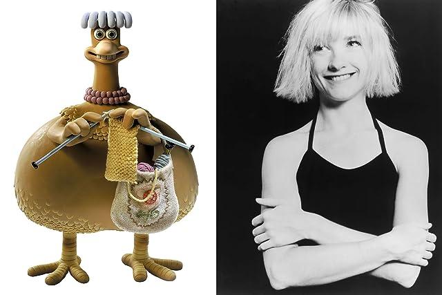 Jane Horrocks in Chicken Run (2000)