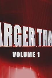 AWE: Larger Than Life Volume 1 Poster