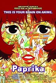 Papurika Poster
