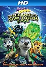Alpha and Omega 4 The Legend of the Saw Toothed Cave(2014)