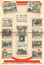 The Tonto Kid Poster