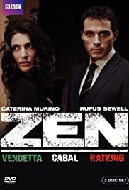 Zen Poster - TV Show Forum, Cast, Reviews