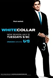 White Collar Poster - TV Show Forum, Cast, Reviews
