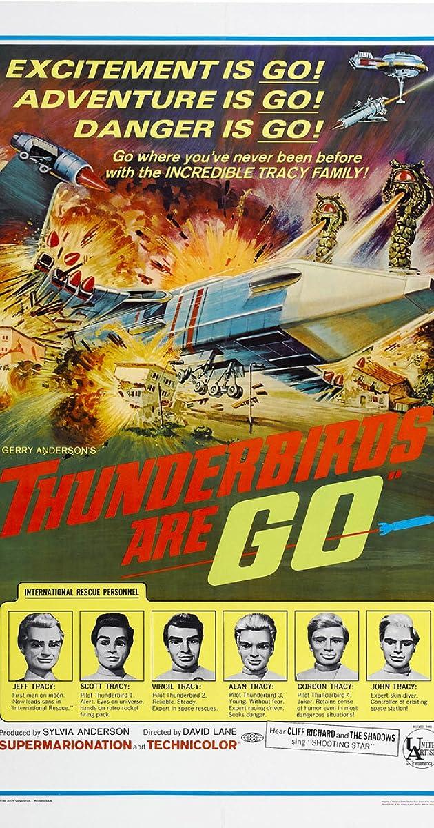 thunderbirds are go 1966 imdb
