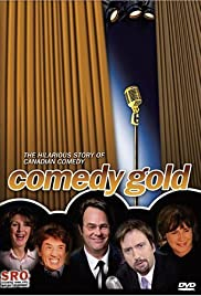 Comedy Gold Poster