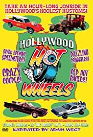 Hollywood's Hot Wheels Poster