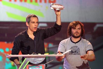 Ben Stiller and Jack Black