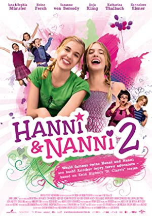 Hanni and Nanni 2 film Poster