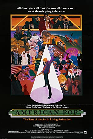 watch American Pop full movie 720