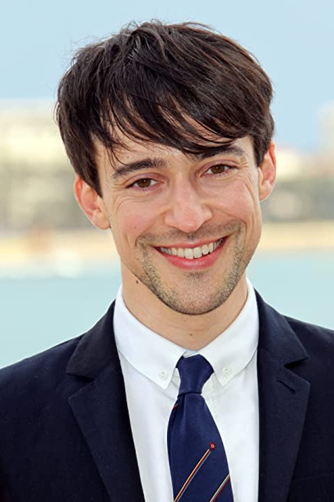 Blake Ritson attends a photocall for the TV serie 'Da Vinci's Demons' at MIP TV 2013 on April 8, 2013 in Cannes, France.