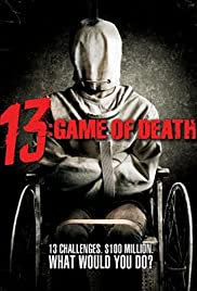 13: Game of Death Poster