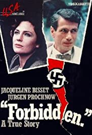 Forbidden (1984) Poster - Movie Forum, Cast, Reviews