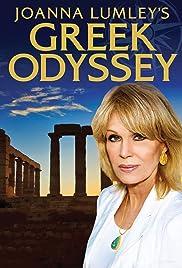 Joanna Lumley's Greek Odyssey Poster