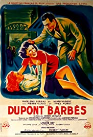 Dupont Barbès Poster