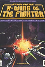 Star Wars: X-Wing vs. TIE Fighter (1996) Poster - Movie Forum, Cast, Reviews