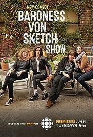 Baroness Von Sketch Show Poster