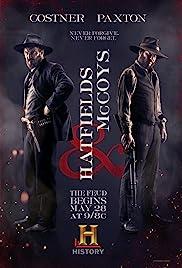 Hatfields & McCoys Poster - TV Show Forum, Cast, Reviews