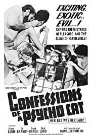 Confessions of a Psycho Cat Poster